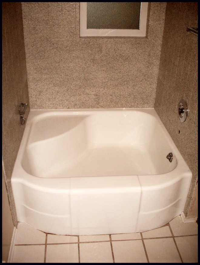 Finished product - tub