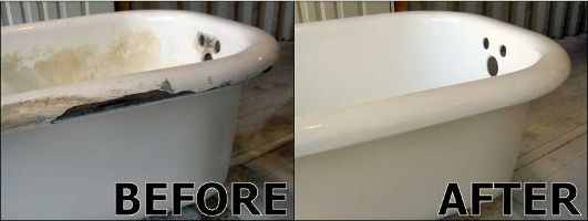 Clawfoot Tubs Advanced Refinishing